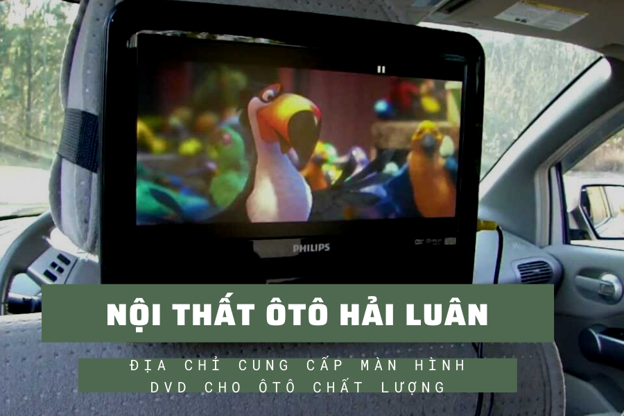 màn hình dvd xe hơi