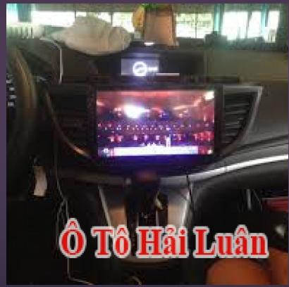 lắp màn hình dvd cho oto tại Biên Hòa