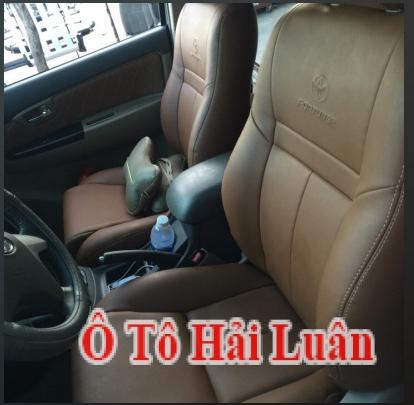 bọc nệm ghế da ô tô tại Biên Hòa